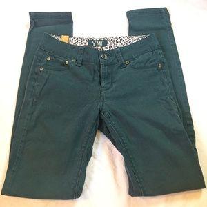 YMI Skinny Leg Pants
